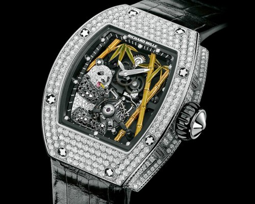 Richard Mille Tourbillon RM 26-01 Panda